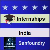 Bangalore Internships - Engineering, Science, Humanities, Business and Marketing