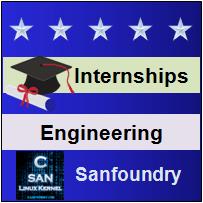 Bangalore Internships - System & Control Engineering