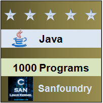 Java Program to Calculate Sum & Average of an Array - Sanfoundry