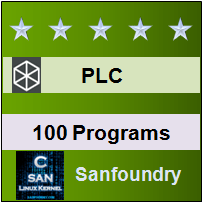 PLC Programming Examples - Sanfoundry