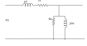 electrical-machines-questions-answers-equivalent-circuit-q1a