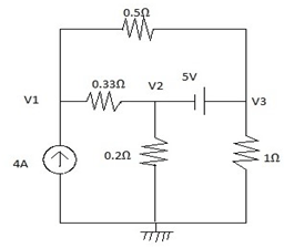 electric-circuits-questions-answers-node-voltage-dependent-sources-q5