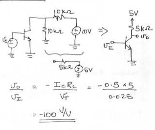BJT Amplifier Design - Electronic Devices and Circuits
