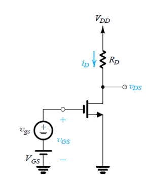 MOSFET Amplfier Design Questions and Answers - Sanfoundry
