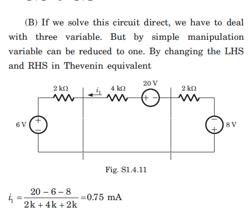 network theorems electronic devices and circuits questions and