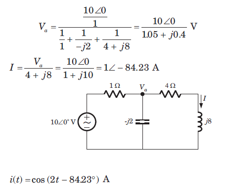 electronic-devices-circuits-questions-answers-sinusoidal-steady-state-analysis-q4a