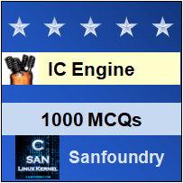 IC Engine Questions and Answers - Sanfoundry