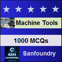 Machine Tools and Machining Interview Questions and Answers