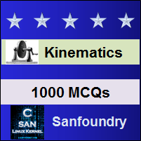 Machine Kinematics Interview Questions and Answers