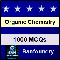 Organic Chemistry Questions and Answers - Sanfoundry