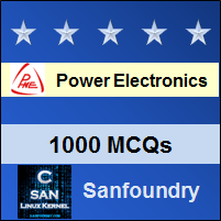 Power Electronics Questions and Answers - Sanfoundry