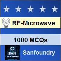 RF and Microwave Integrated Circuits Questions and Answers