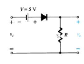 Diode Clipper & Clamper - Analog Circuits Questions and Answers