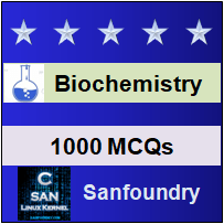 Biochemistry Questions and Answers - Sanfoundry