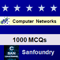 1000 Computer Networks MCQs for Freshers & Experienced