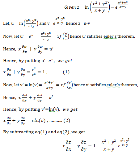engineering-mathematics-questions-answers-euler-theorem-2-q8a