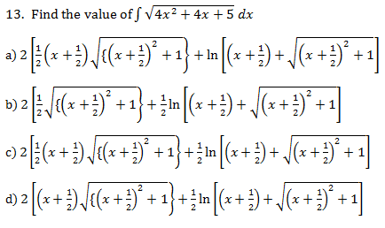 Improper Integrals - Engineering Mathematics Questions and Answers