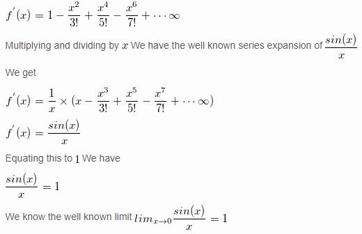 Lagrange's Mean Value Theorem - Engineering Mathematics Questions ...