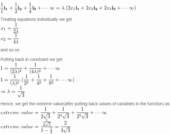 engineering-mathematics-questions-answers-lagrange-method-multiplier-find-maxima-minima-2-q8b