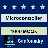 Microcontroller Questions and Answers