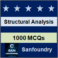 Structural Analysis Questions and Answers