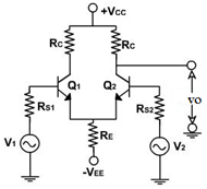 linear-integrated-circuit-mcqs-differential-amplifier-circuit-configuration-q7b