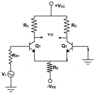 linear-integrated-circuit-mcqs-differential-amplifier-circuit-configuration-q7c