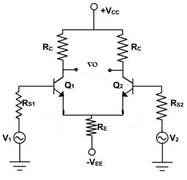 linear-integrated-circuit-mcqs-differential-amplifier-circuit-configuration-q7d