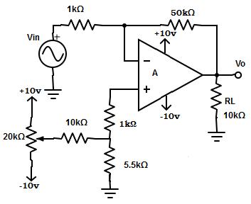 linear-integrated-circuit-mcqs-effect-variation-power-supplu-voltage-offset-voltage-q8