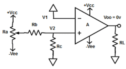 Find the compensating network from the non-inverting amplifier op-amp