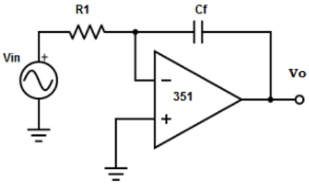 Find the input resistor R1 from the given diagram