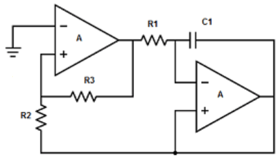 Find the variable dc voltage from the given diagram