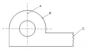 civil-engineering-drawing-questions-answers-lines-lettering-dimensions-q2-q3-q4