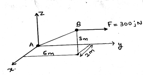engineering-mechanics-questions-answers-dot-product-cross-product-1-q14