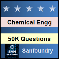Chemical Engineering Questions and Answers - Sanfoundry