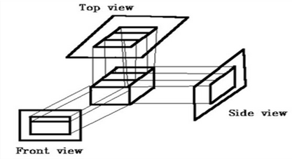 Orthographic Reading Civil Engineering Drawing Questions
