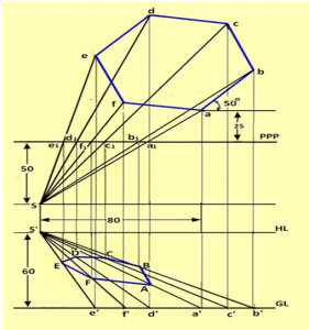 civil-engineering-drawing-questions-answers-projection-perspective-q9