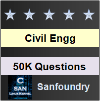 Civil Engineering Questions and Answers - Sanfoundry