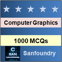 Computer Graphics Questions and Answers