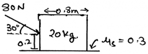 engineering-mechanics-questions-answers-rolling-resistance-q2