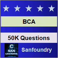 Bachelor of Computer Applications (BCA) Interview Questions and Answers
