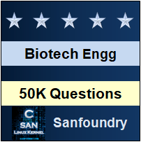Biotechnology Questions and Answers - Sanfoundry
