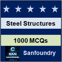 Design of Steel Structures Questions and Answers