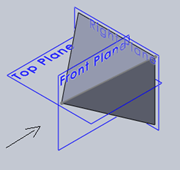 engineering-drawing-questions-answers-isometric-drawing-prisms-pyramids-q1