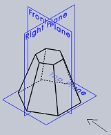 engineering-drawing-questions-answers-isometric-drawing-prisms-pyramids-q12