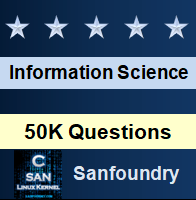 Information Science & Engineering Interview Questions and Answers