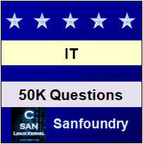 Information Technology Questions and Answers - Sanfoundry