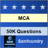 Master of Computer Applications (MCA) Interview Questions and Answers