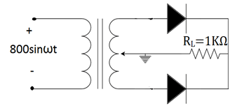 Full-wave Rectifier - Electronic Devices and Circuits