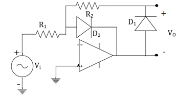 Half-Wave Rectifier - Electronic Devices and Circuits Questions and
